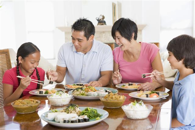 Family Meal Time And Student Success